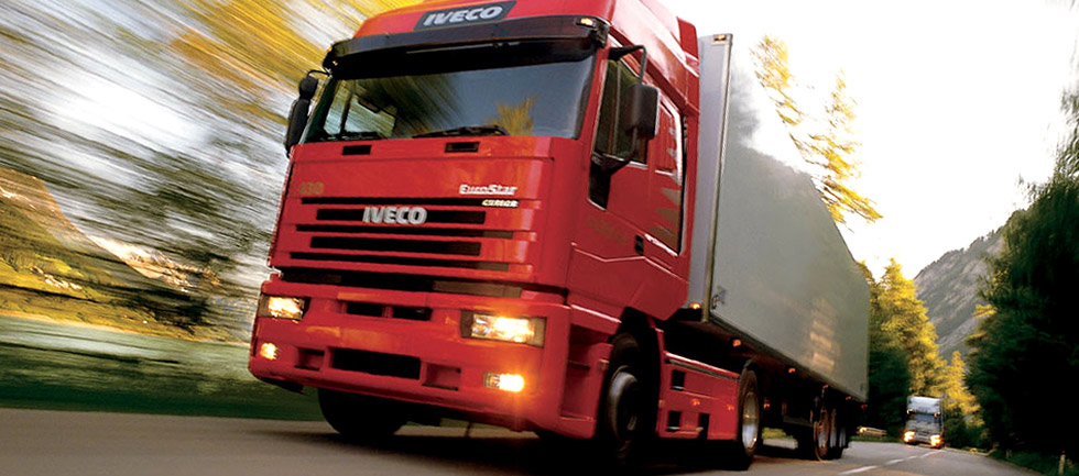 Vận tải hàng hóa đường bộ các tỉnh phía Nam
